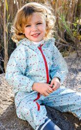 Дитячий комбінезон з капюшоном Burdastyle