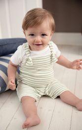 Дитячий комбінезон пісочник Burdastyle