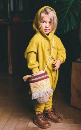 Дитячий трикотажний комбінезон  Burdastyle