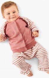 Дитячий трикотажний костюм Burdastyle