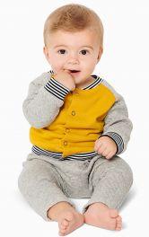 Детский трикотажный костюм Burdastyle