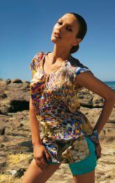 Жіночі літні шорти Burdastyle