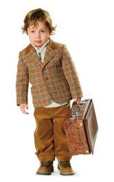 Дитячий класичний костюм Burdastyle