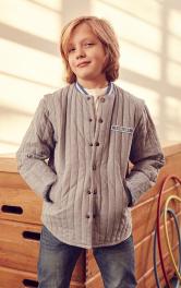 Дитяча куртка-трансформер Burdastyle
