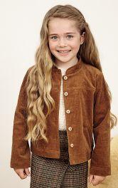 Дитяча вельветова куртка Burdastyle