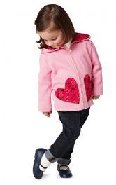 Дитяча куртка з капюшоном Burdastyle