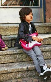 Дитяча шкіряна куртка Burdastyle
