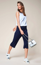 Жіночі трикотажні штани Burdastyle
