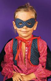 Дитячий карнавальний костюм Burdastyle