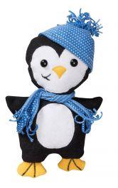 Дитяча м'яка іграшка пінгвін Burdastyle
