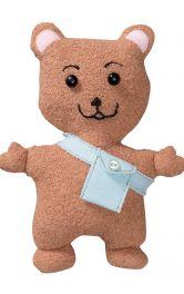 Дитяча м'яка іграшка ведмедик Burdastyle