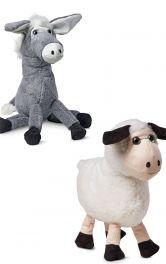 Дитячі м'які іграшки Burdastyle