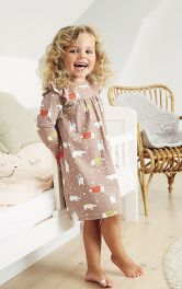 Детская ночная сорочка Burdastyle фото 1