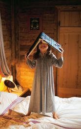 Дитяча нічна сорочка Burdastyle