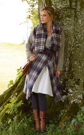 Жіноче пальто оригінального крою Burdastyle