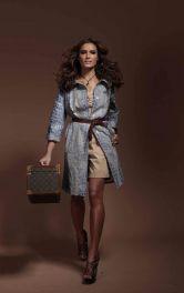 Жіноче пальто А-силуету Burdastyle