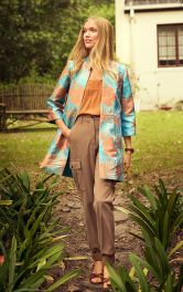 Женское летнее пальто Burdastyle