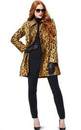 Жіноче пальто розкльошеного крою Burdastyle