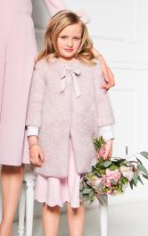 Дитяче пальто А-силуету Burdastyle