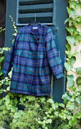 Дитяче пальто О-силуету Burdastyle