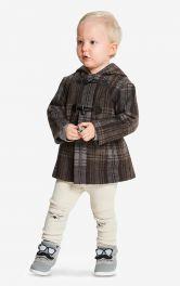 Дитяче пальто з капюшоном Burdastyle