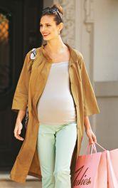 Жіноче пальто для вагітних Burdastyle