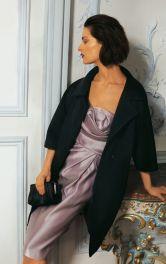 Жіноче пальто з рукавами реглан Burdastyle