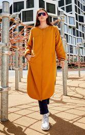 Женское трикотажное пальто Burdastyle фото 1