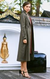 Жіноче пальто Burdastyle