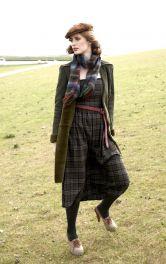 Жіноче пальто-дублянка Burdastyle