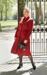 Женское пальто отрезное Burdastyle фото 1