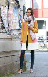Жіноче пальто з лодену Burdastyle