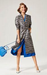 Женское пальто приталенного кроя Burdastyle фото 1