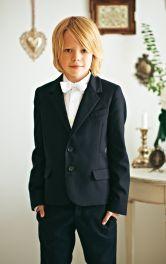 Дитячий однобортний жакет Burdastyle