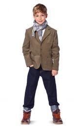Дитячий класичний піджак Burdastyle