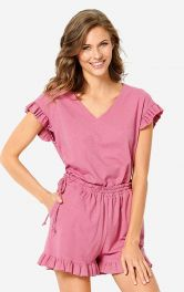 Женская трикотажная пижама  Burdastyle фото 1