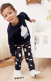 Детская трикотажная пижама Burdastyle фото 1