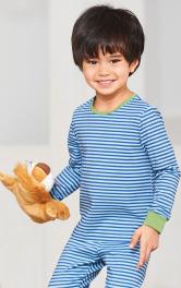 Дитячий піжамний пуловер Burdastyle