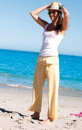 Жіночі пляжні брюки Burdastyle