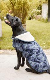 Тепла попона для собаки Burdastyle