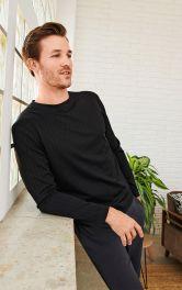 Чоловічий пуловер прямого крою Burdastyle