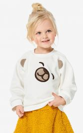 Дитячий пуловер реглан Burdastyle