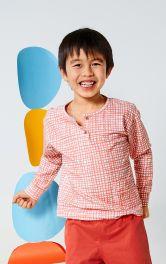 Дитячий пуловер поло Burdastyle