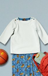 Детский пуловер Burdastyle фото 1