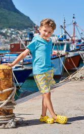 Дитяча футболка з капюшоном Burdastyle