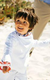Дитячий пуловер Burdastyle