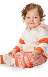 Дитячий анорак з капюшоном Burdastyle