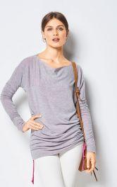 "Жіночий пуловер ""летюча миша"" Burdastyle"