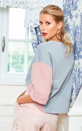 Жіночий пуловер Burdastyle