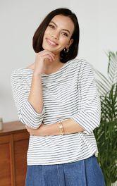 Жіночий пуловер тільник Burdastyle